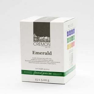 tea cremon emerald p-box