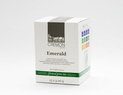 tea cremon emerald p-box