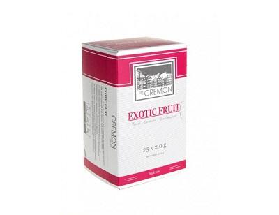 exotic fruit cremon tea