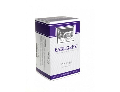 earl grey cremon tea