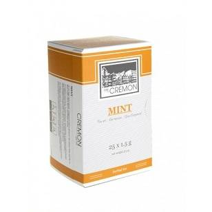 s-box mint cremon tea