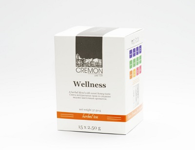 tea cremon wellness p-box