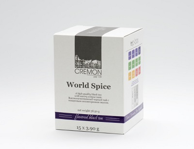 worldspice cremon tea p-box